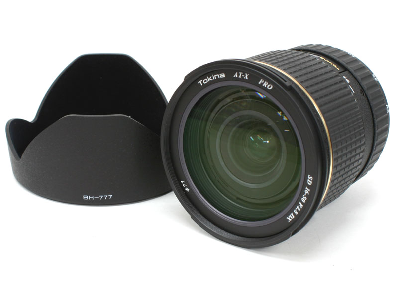 AT-X165 PRO DX (16-50/2.8、ニコン用)